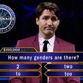 Who wants to be Justin Trudeau?