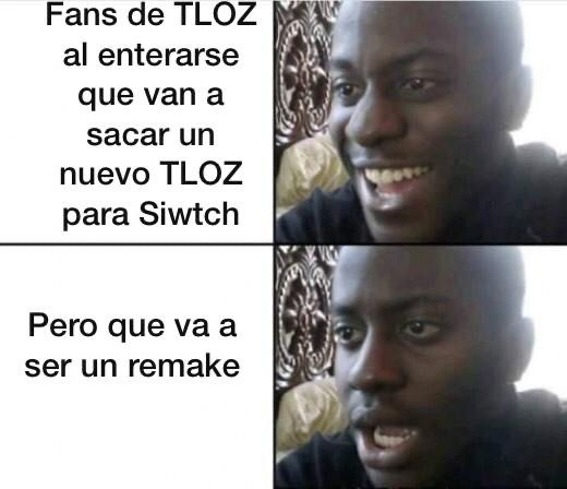 Porque Nintendo - meme