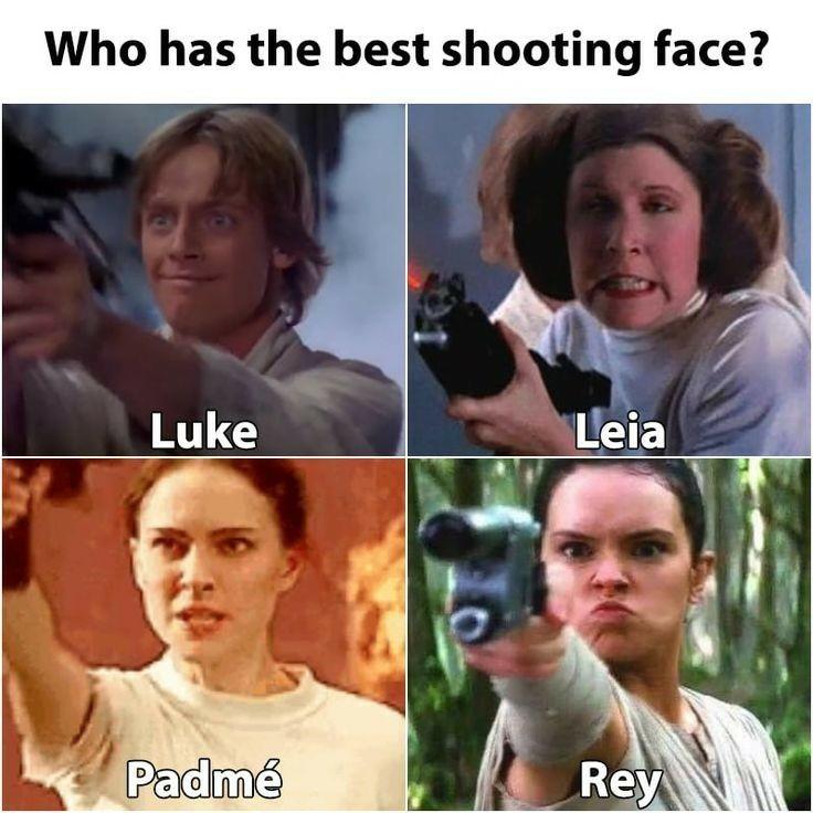 Luke in my opinion... - meme