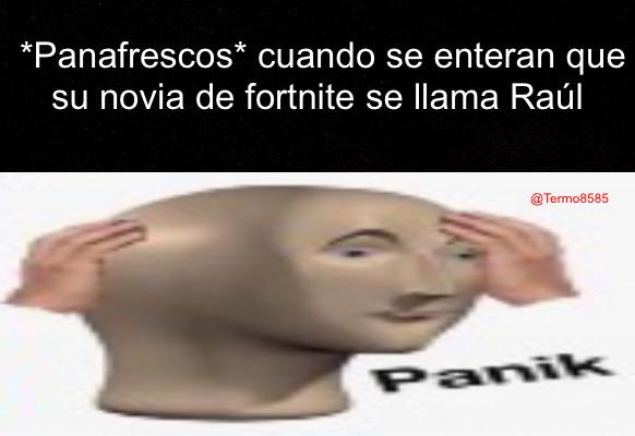 Panafresco - meme