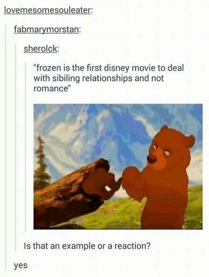 Brother bear - meme