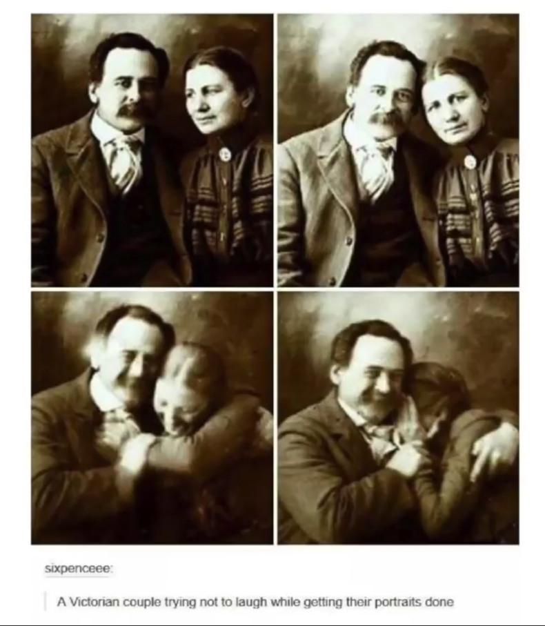 What a sweet couple - meme