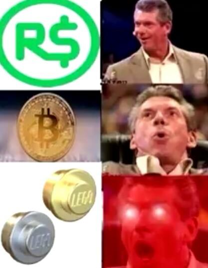 KRL Q TESAO DESSA MOEDA DE OURO RAPAIZ - meme