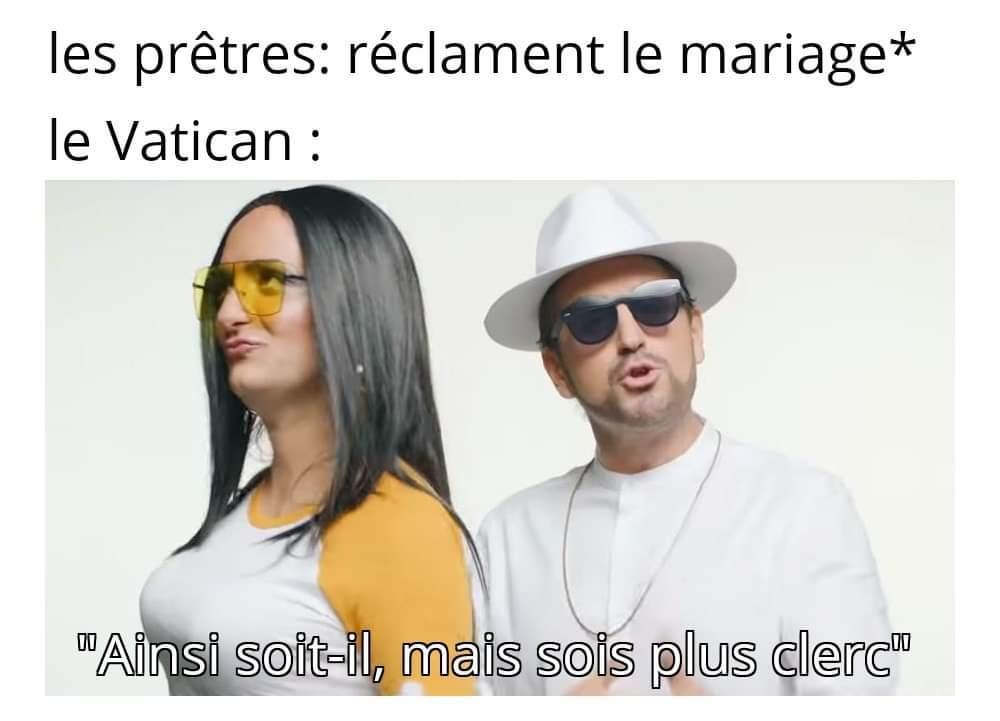 Clair clerc - meme