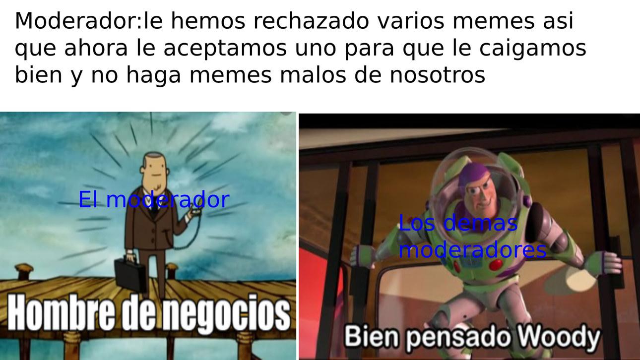 meme de moderadores