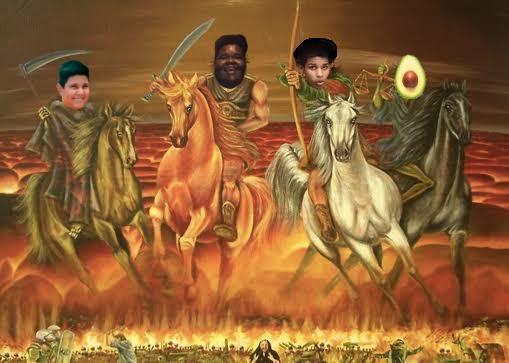 El apocalipsis - meme