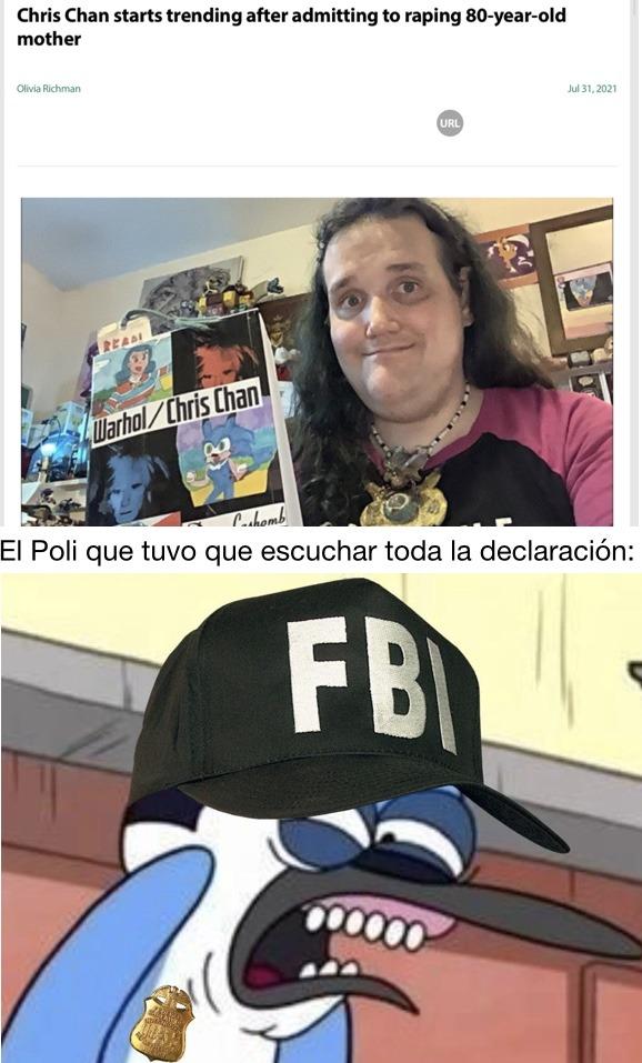 EN LA MADRE! - meme