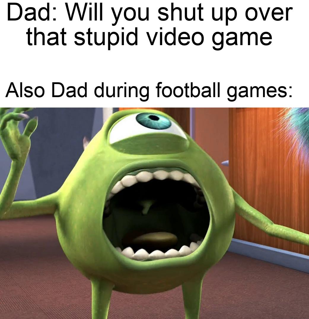 American dads - meme