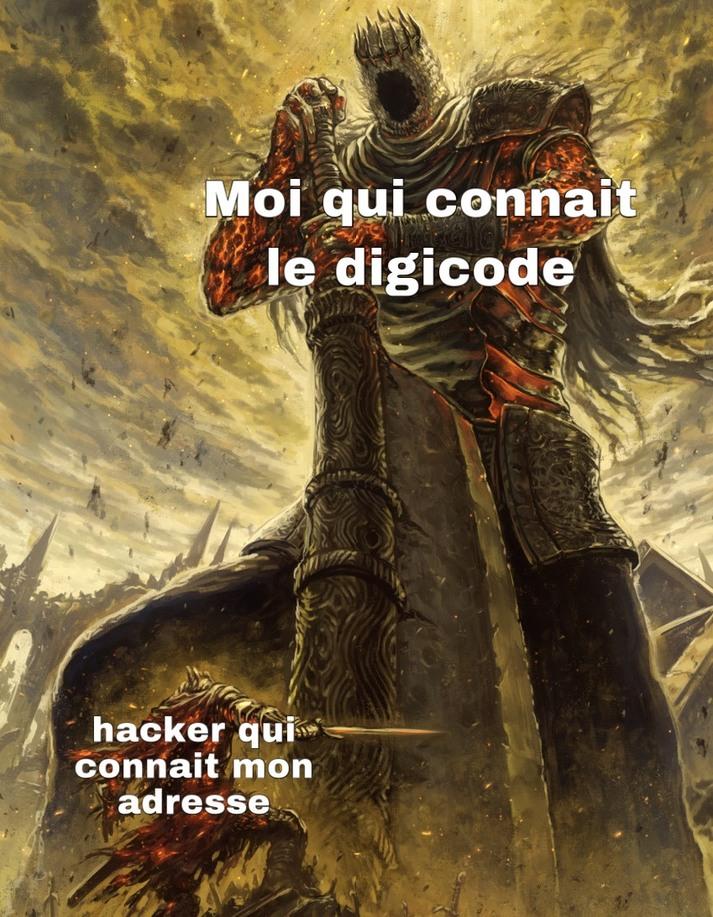 rapport de force :o - meme