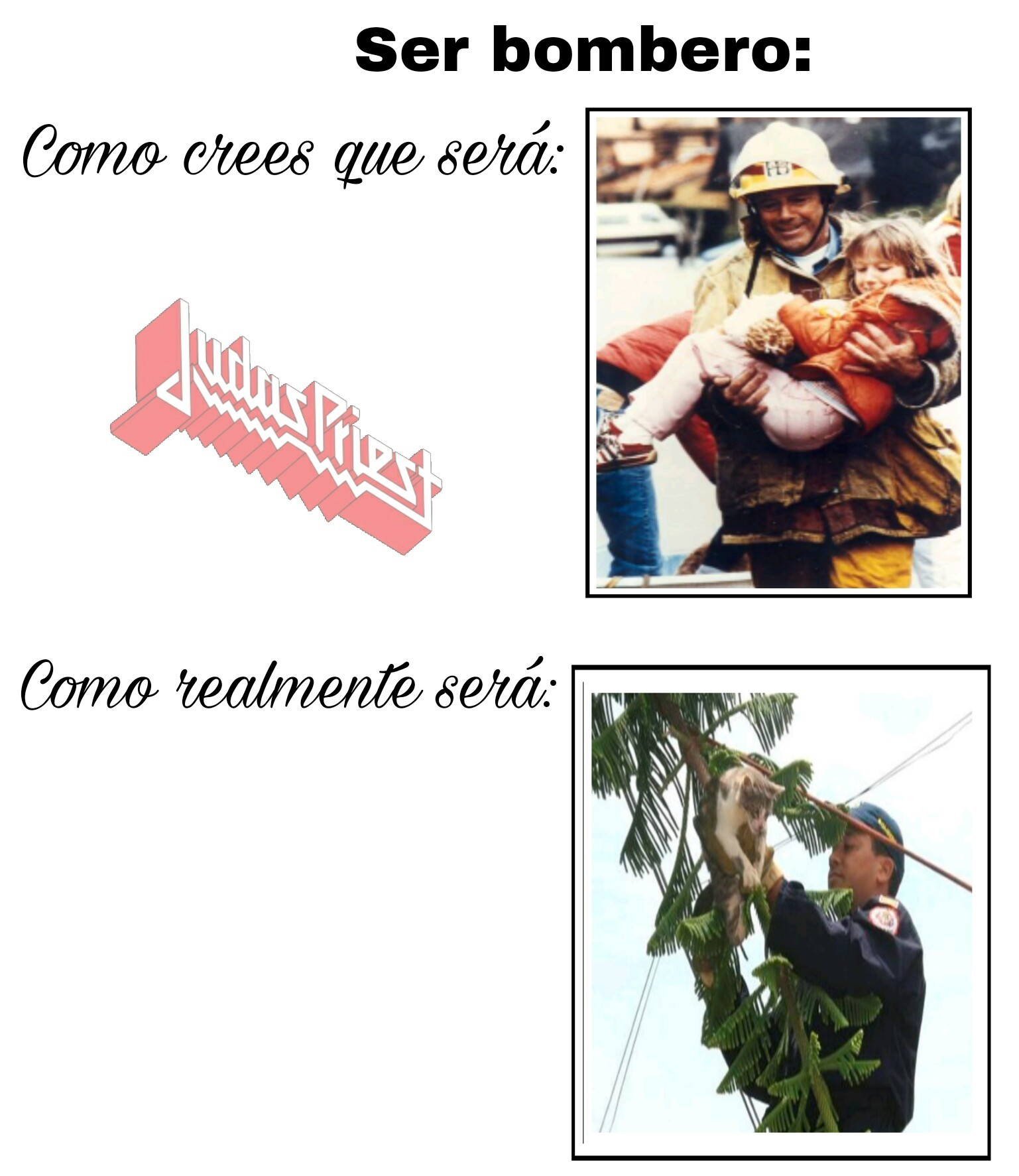 Stos firefighters - meme