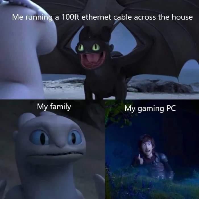 I need speed - meme