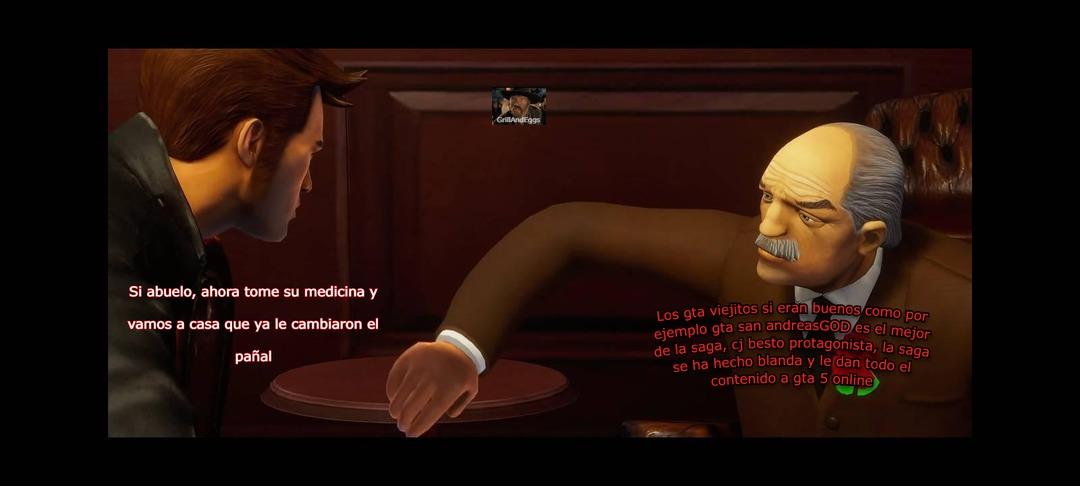 Viejo pendejo - meme