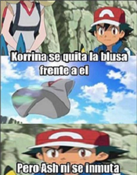 Ese Ash - meme