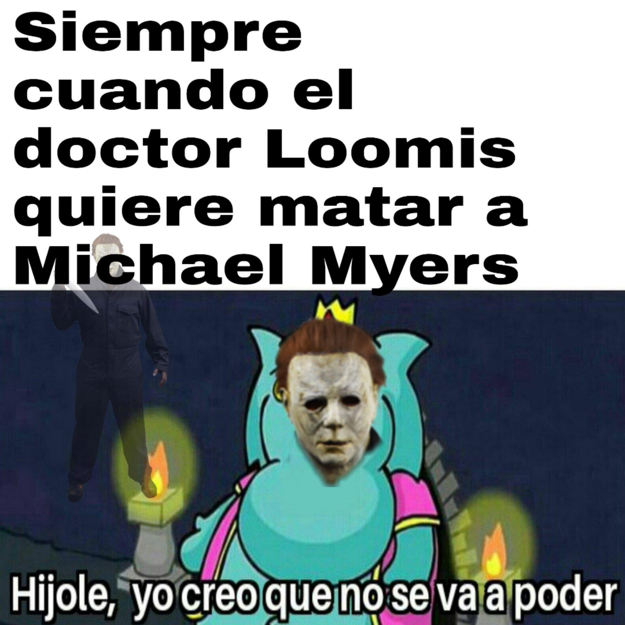 Ste Michael - meme