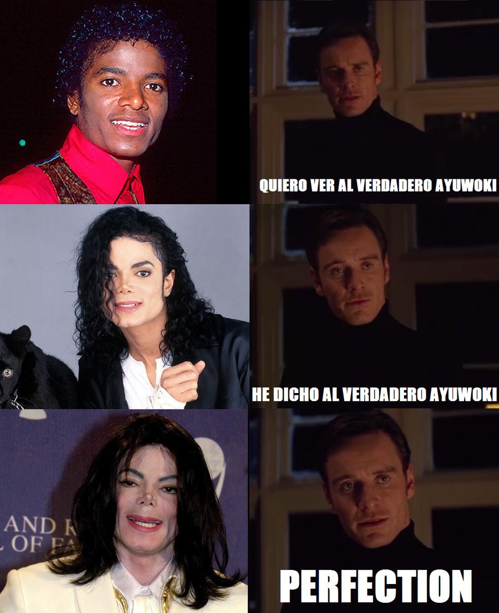El Ayuwoki - meme