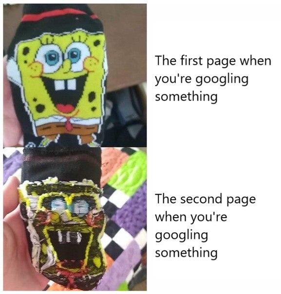 Blah - meme