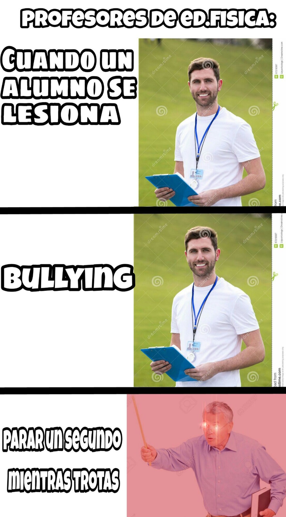 la ira de satanas - meme