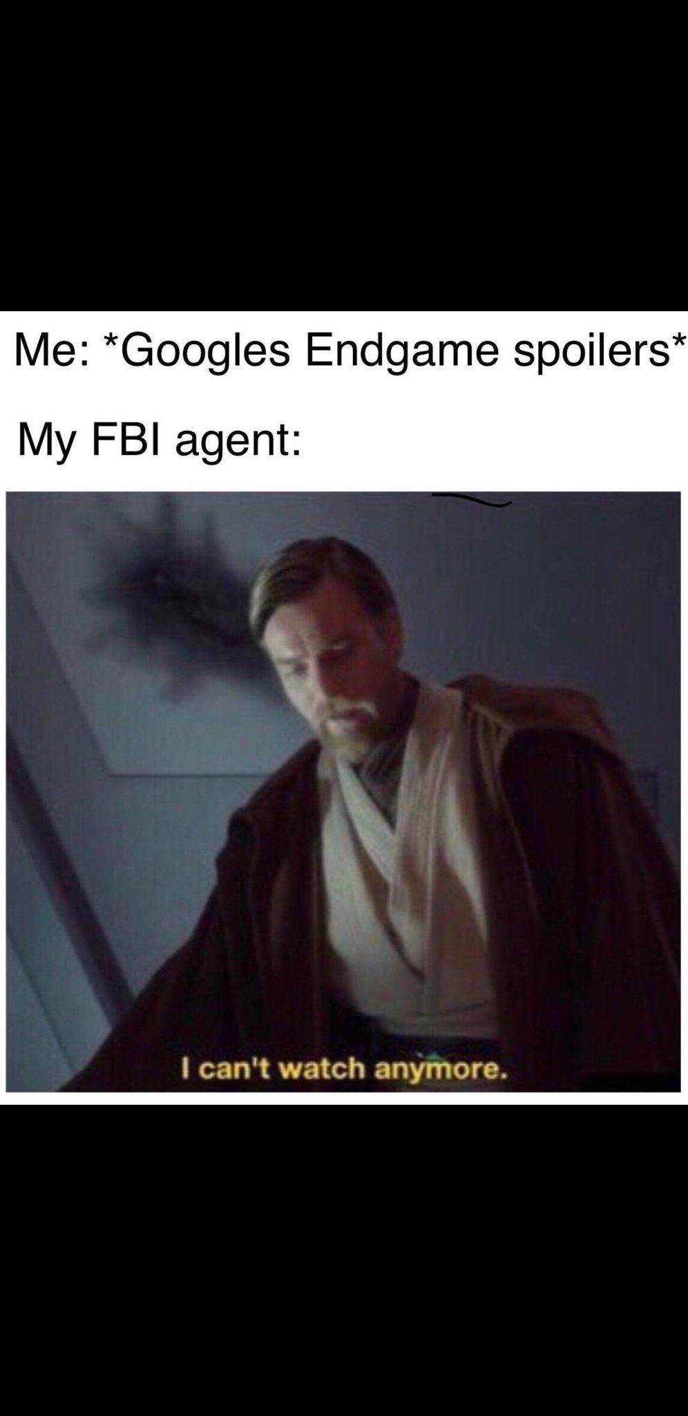 """FBI"" - meme"