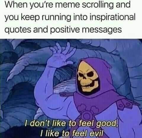 Let the 1000 years of darkness begin - meme