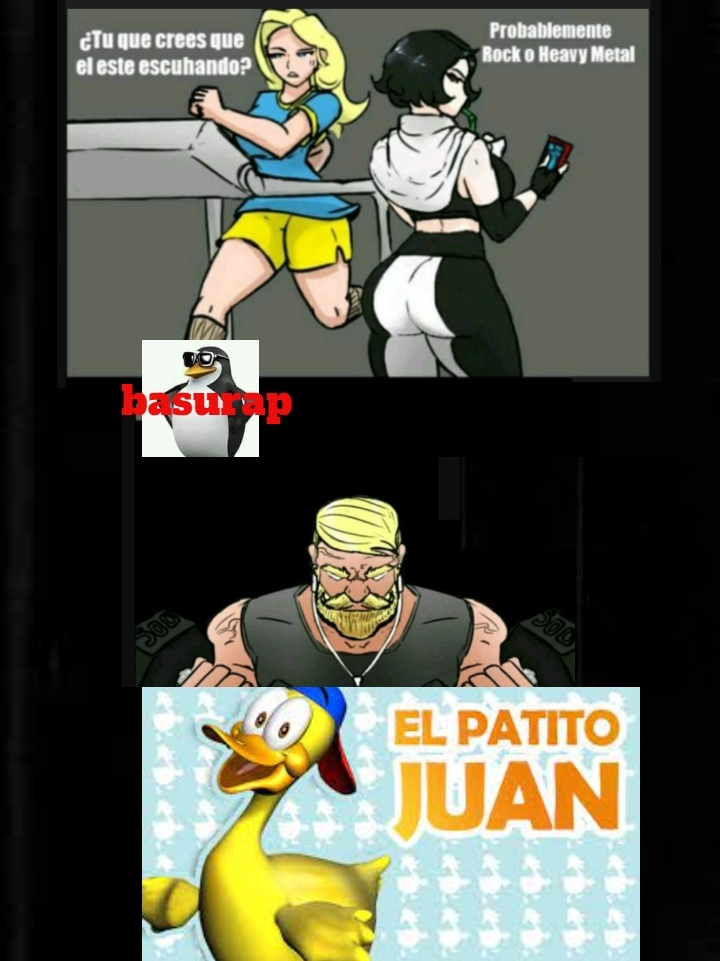ESQUE EL PATITO JUAN ES LO MEJOR!!!!! - meme