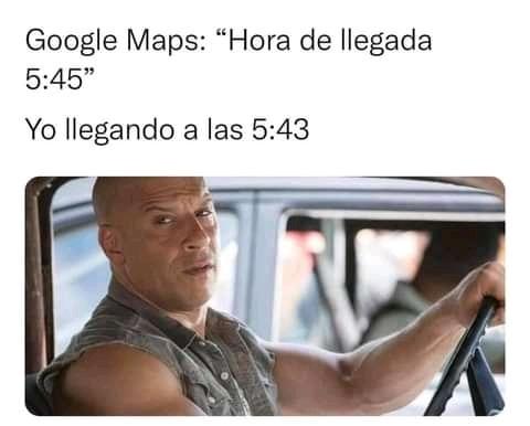 Como Toretto - meme