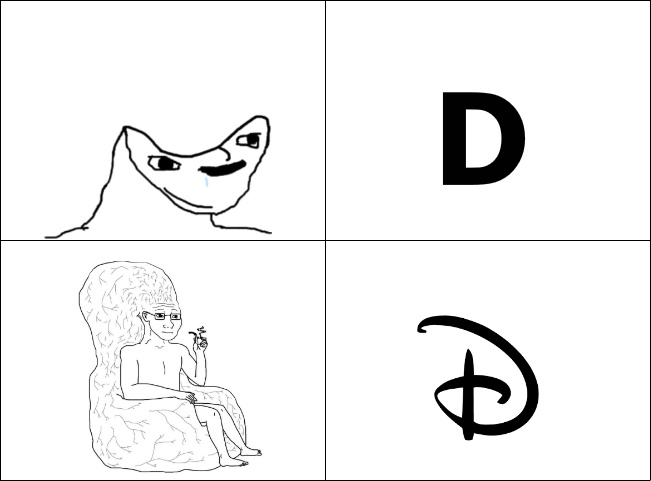 le meme est mieux car c'est pas winnie