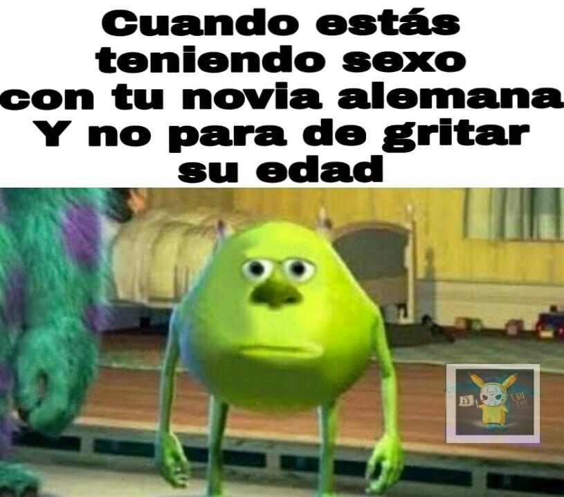 Nain!! - meme
