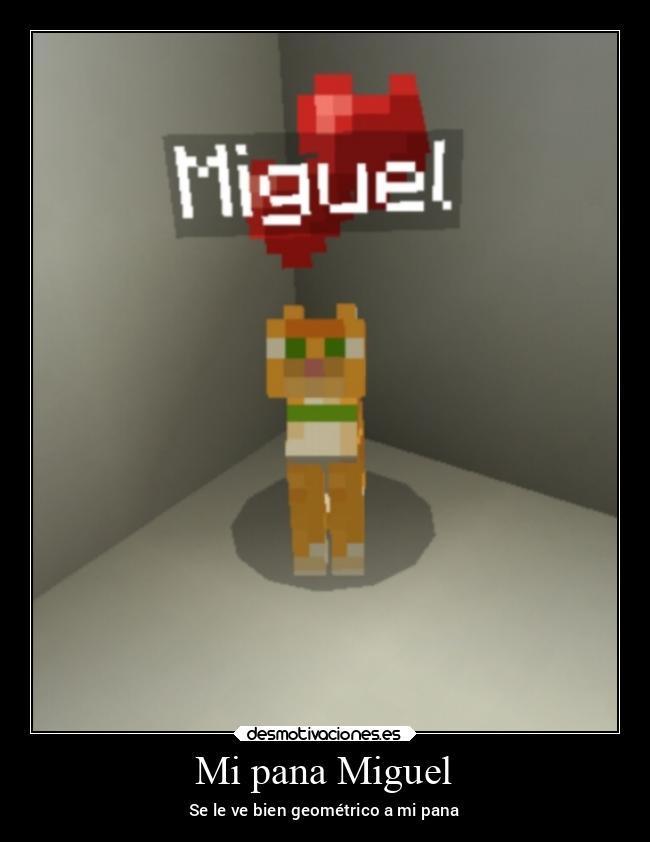 Miguel - meme