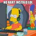 NO BART