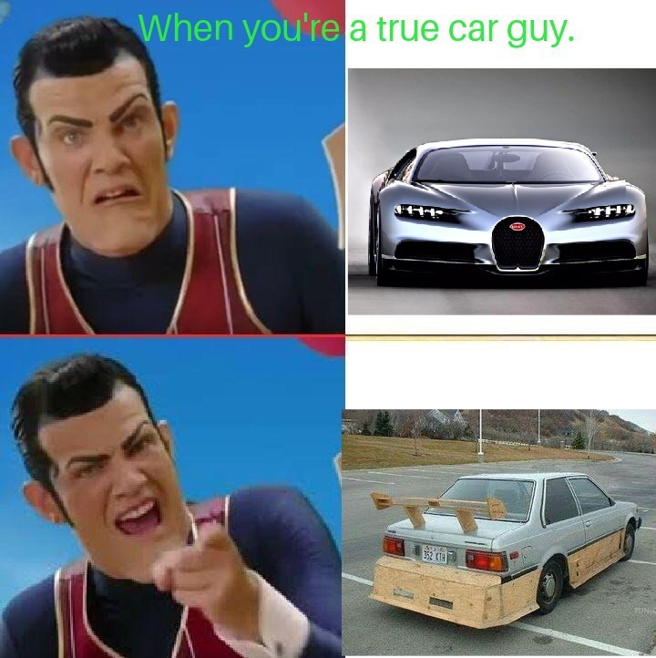 Racecars r life - meme