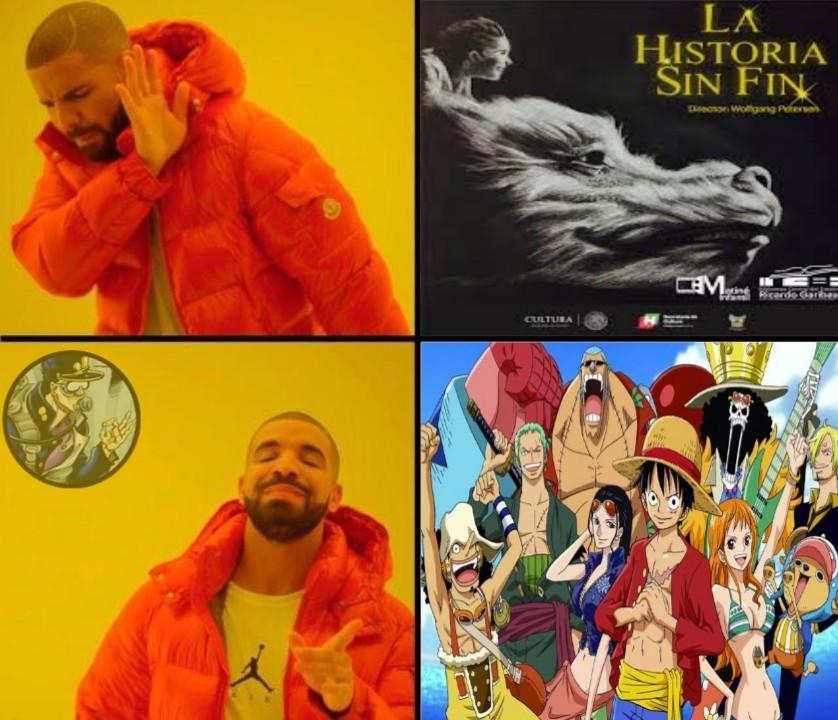 La historia sin fin :v - meme