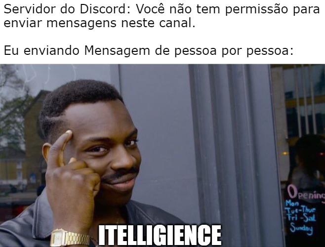 ITELLIGENCE - meme