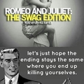 Romeo and Kill Yourself