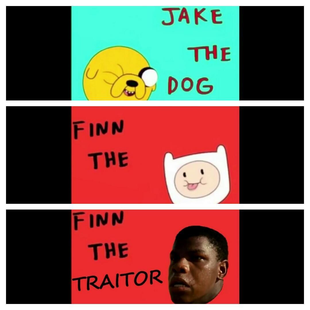 Traitor!! - meme