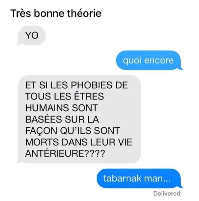 théorie - meme