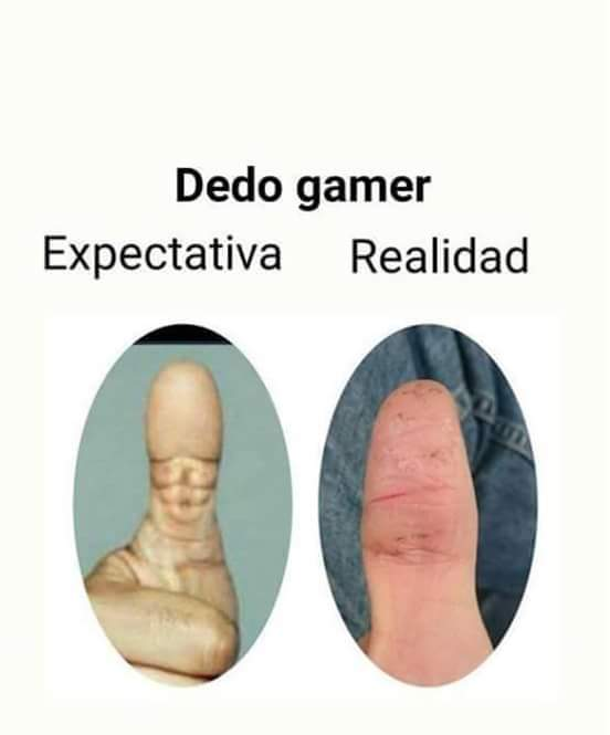 Triste realidad :v - meme