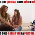 Pobre mama :'c
