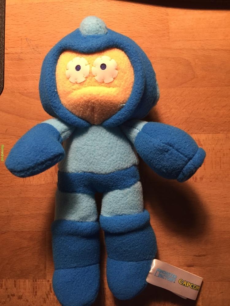 Le Megaman le plus bizarre au monde - meme