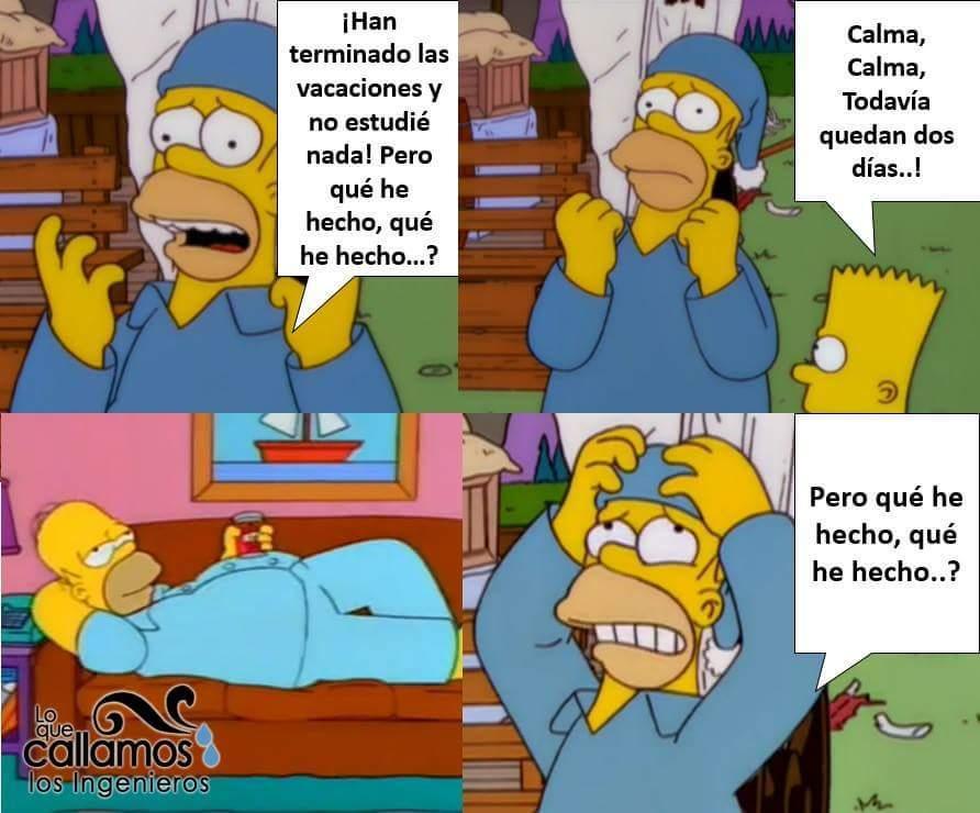 Ese Homero xD - meme