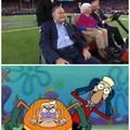 Spongebob's half time show was better