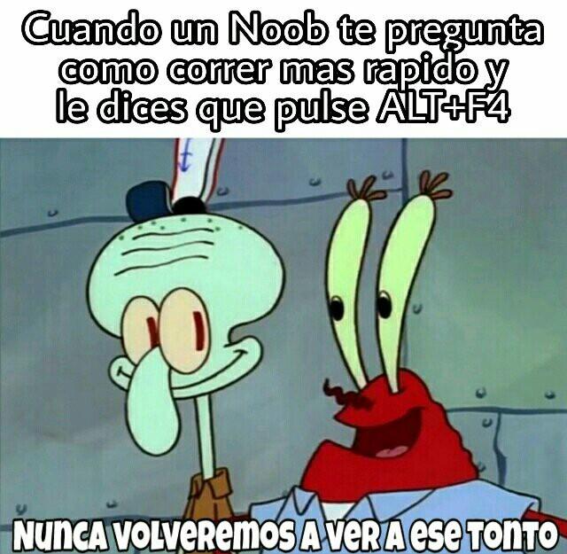 ALT+F4 - meme