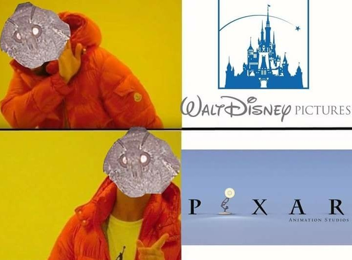 Lamp is love, lamp is life - meme
