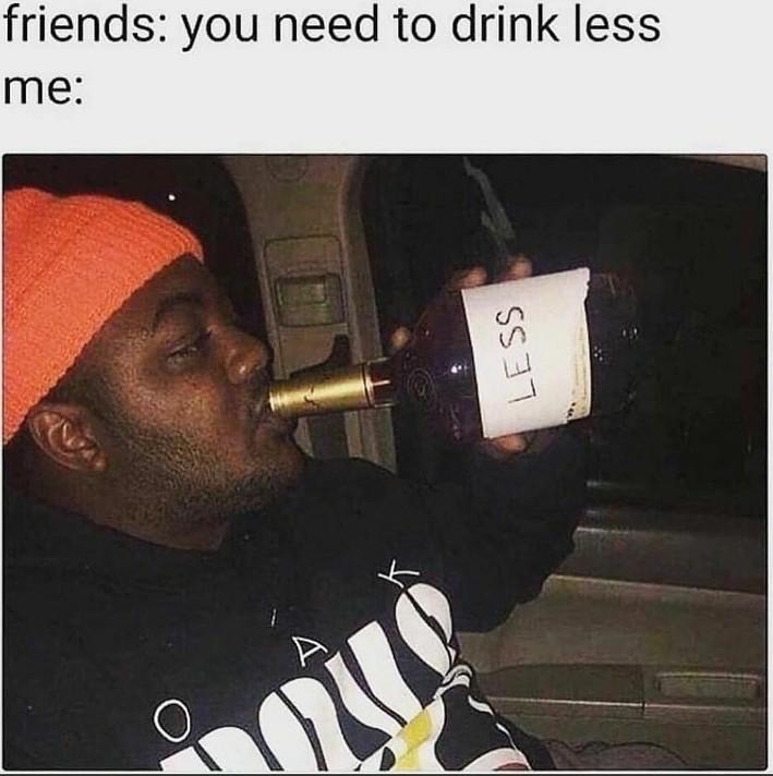 Get new friends - meme