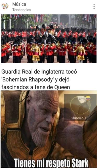 Buena musica - meme