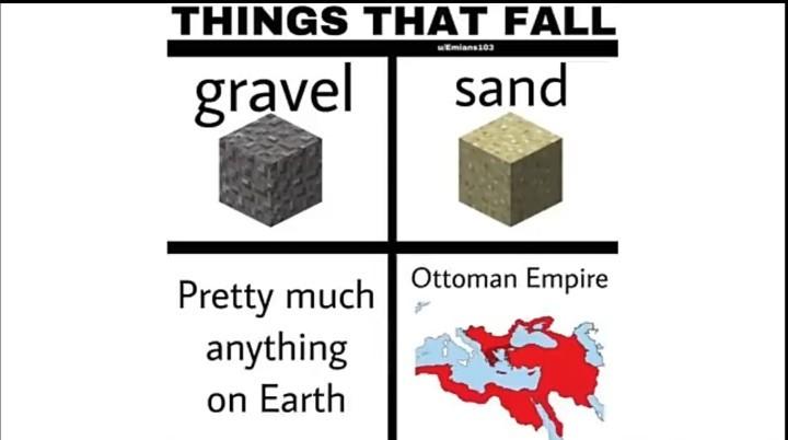 Throwing shade - meme