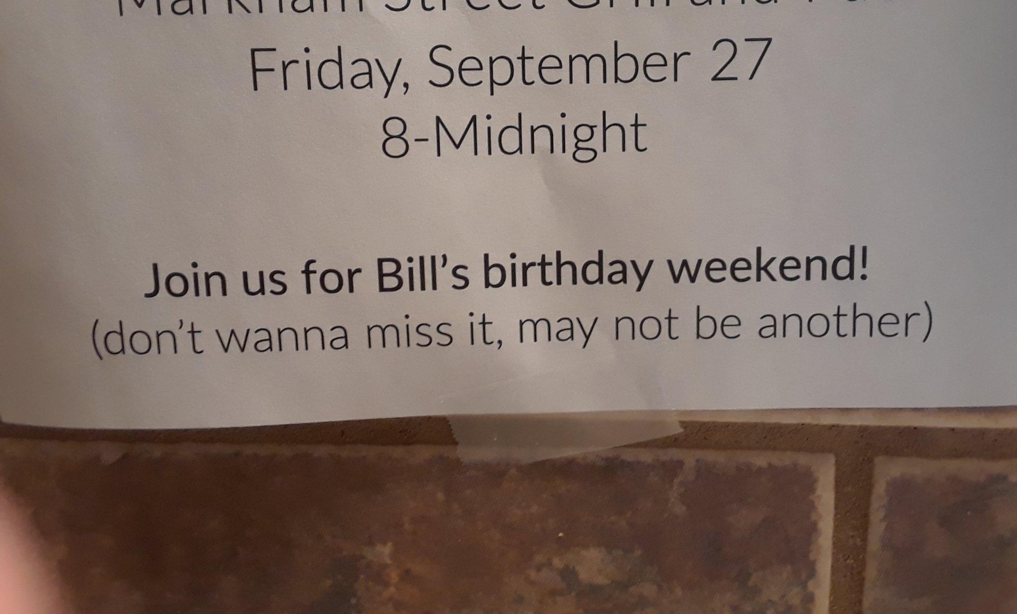 Sorry bill - meme