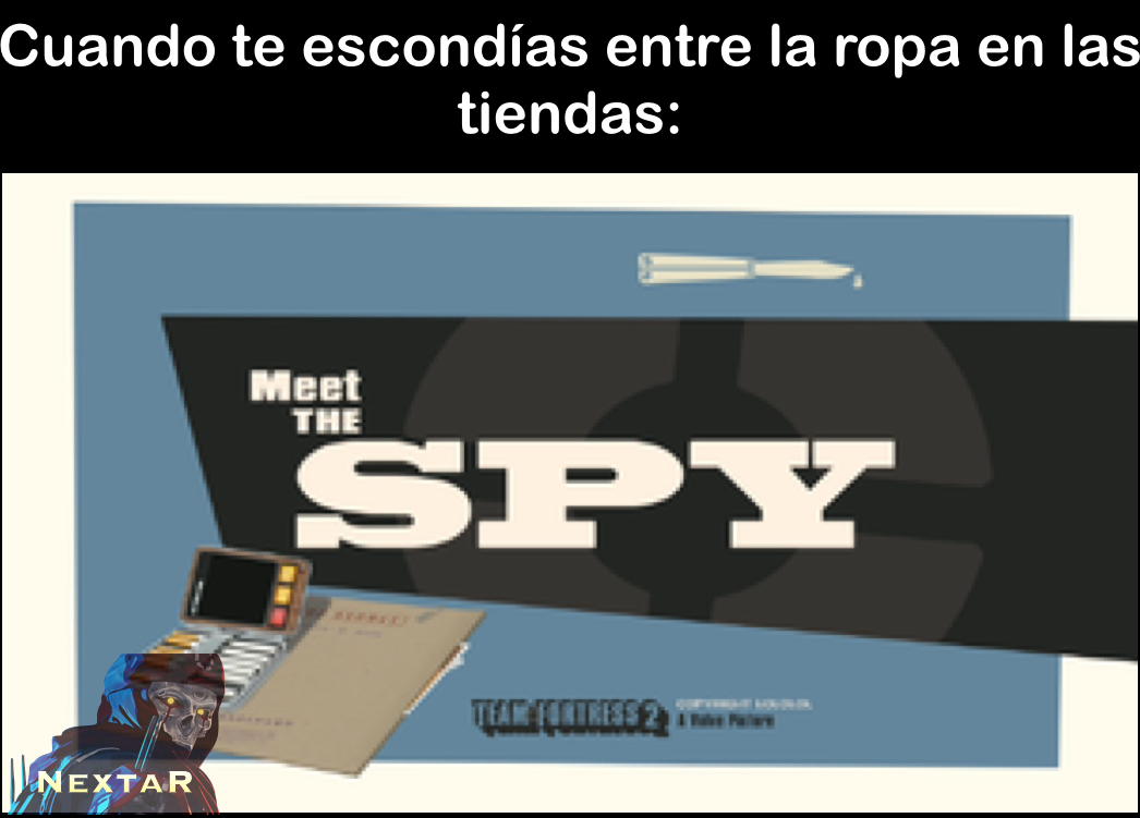 Meet the spy - meme