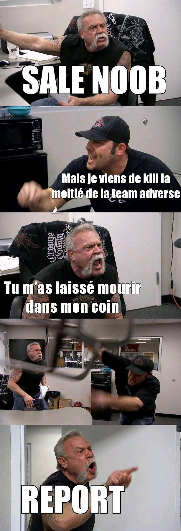 Ta game - meme