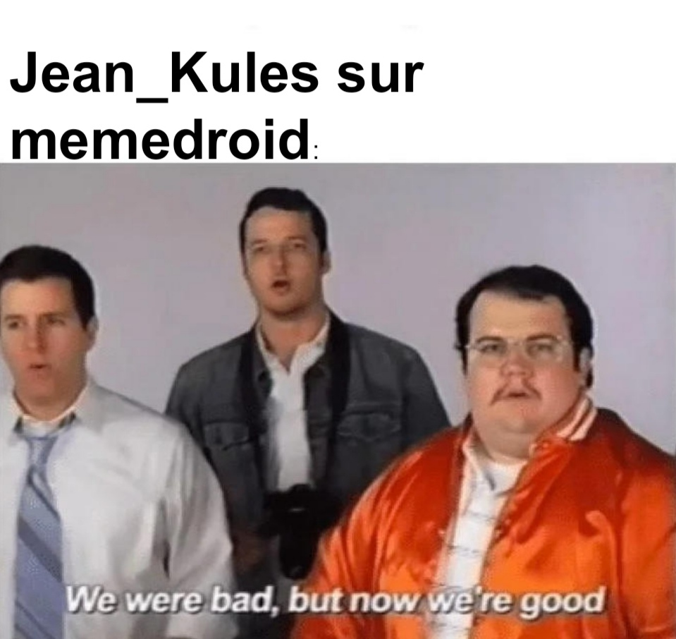 Big up à lui - meme
