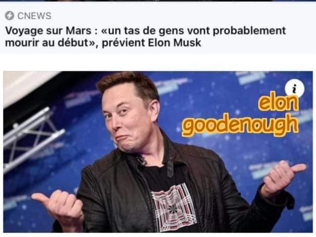 Elon du grenier - meme